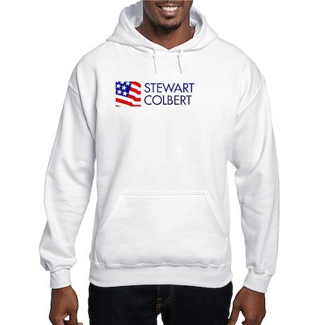 Stewart Colbert 08 Hooded Sweatshirt