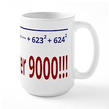 It's over 9000! Mug