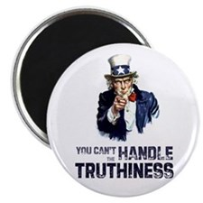 Handle the Truthiness Magnet