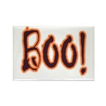 Halloween - Boo! Rectangle Magnet (10 pack)