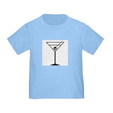 Martini Drink Icon T