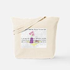 401k Defined Tote Bag