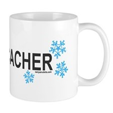 Snow Geocacher Mug