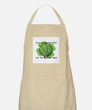 It's Tournament Time! Let The Madness Begin Apron