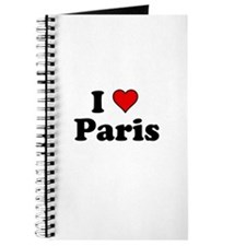 I Heart Paris Journal
