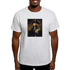 Admiral Nelson T-Shirt Ash Grey T-Shirt