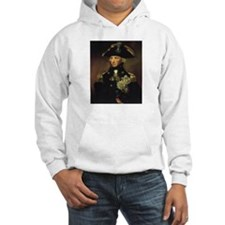 Admiral Nelson T-Shirt Hoodie