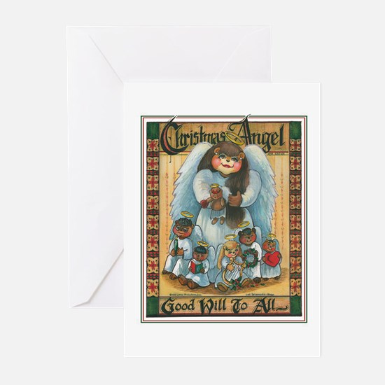Christmas Angel Greeting Cards (Pk of 10)