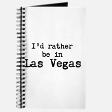 Id rather be in Las Vegas Journal