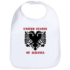 United States of Albania Bib