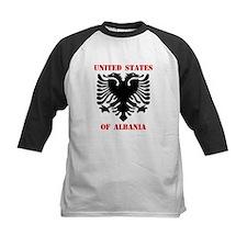 United States of Albania Tee