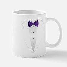 Tuxedo (violet) Mug