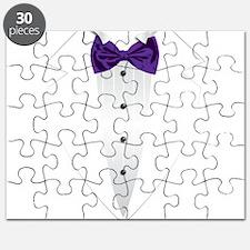 Tuxedo (violet) Puzzle
