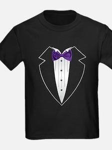 Tuxedo (violet) T-Shirt