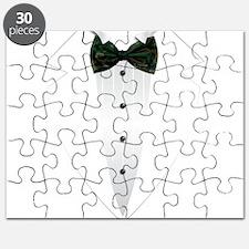 Tuxedo (woodland camo) Puzzle