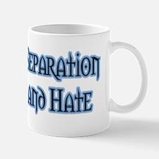 Church and Hate Mug