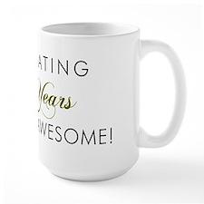 Celebrating 80 Years Ceramic Mugs