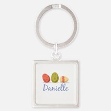 Easter Egg Danielle Keychains