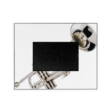 Trumpet Picture Frame
