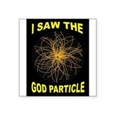 GOD PARTICLE Sticker