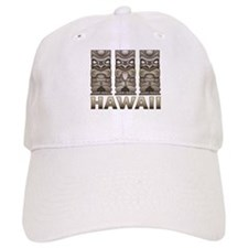 Hawaii Tiki Baseball Baseball Cap