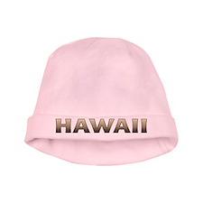 Hawaii Tiki baby hat