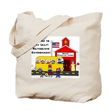 Downey Elementary Tote Bag
