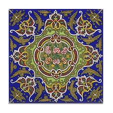 Russian Blue Tile Coaster
