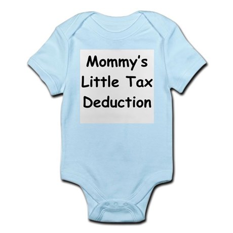 Mommy's Little Tax Deduction Onesie