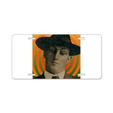 Bugsey in Vertigo Aluminum License Plate