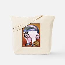 Ruth The Acrobat Tote Bag