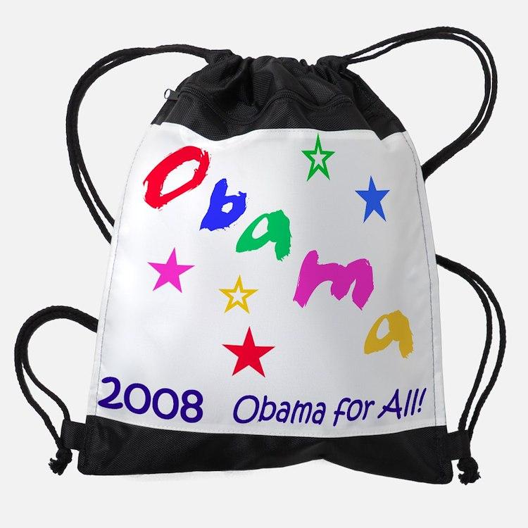 Cute Candiate Drawstring Bag