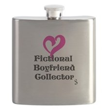 Fictional Boyfriend Collector Flask