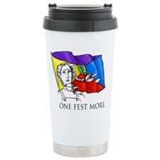 One Fest More Travel Mug