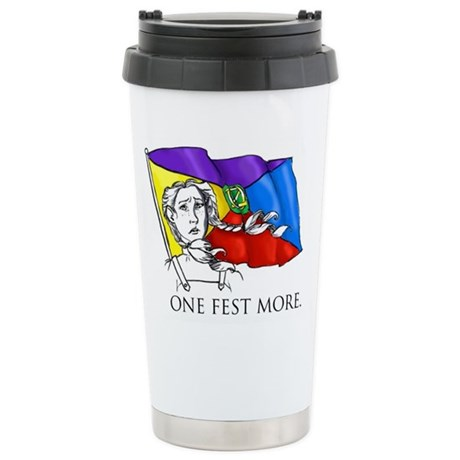 One Fest More Travel Mug