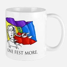 One Fest More Mug
