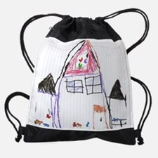 My Barn.jpg Drawstring Bag