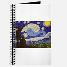 dr. Starry Night Journal