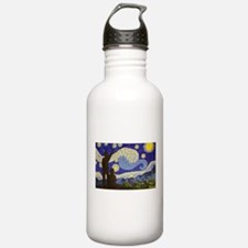 dr. Starry Night Water Bottle