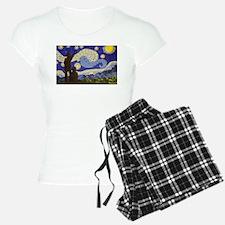 dr. Starry Night Pajamas
