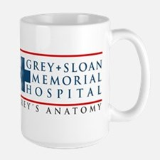 Grey Sloan Memorial Hospital Large Mug