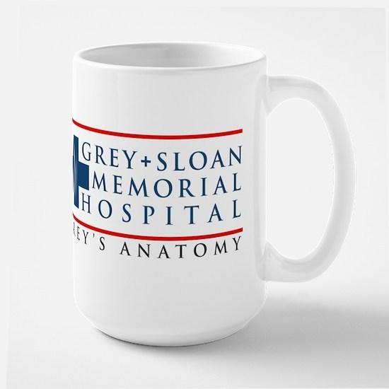 Grey Sloan Memorial Hospital Large Mug
