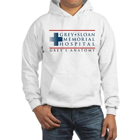 Grey Sloan Memorial Hospital Hooded Sweatshirt