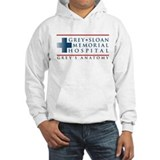 Greys sloan memorial Hooded Sweatshirt