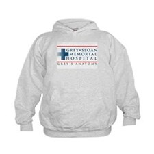 Grey Sloan Memorial Hospital Kid's Hoodie