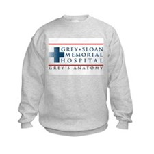 Grey Sloan Memorial Hospital Sweatshirt