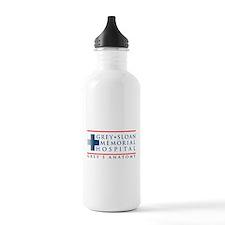 Grey Sloan Memorial Hospital Water Bottle