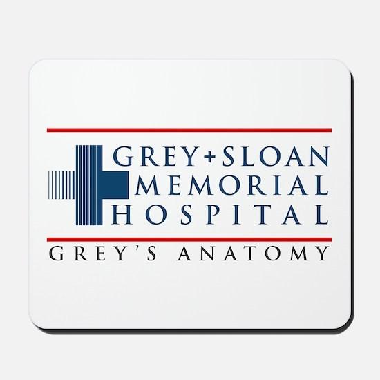 Grey Sloan Memorial Hospita Mousepad