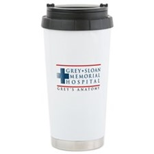 Grey Sloan Memorial Hospital Thermos Mug