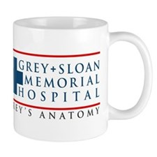 Grey Sloan Memorial Hospital Small Mug